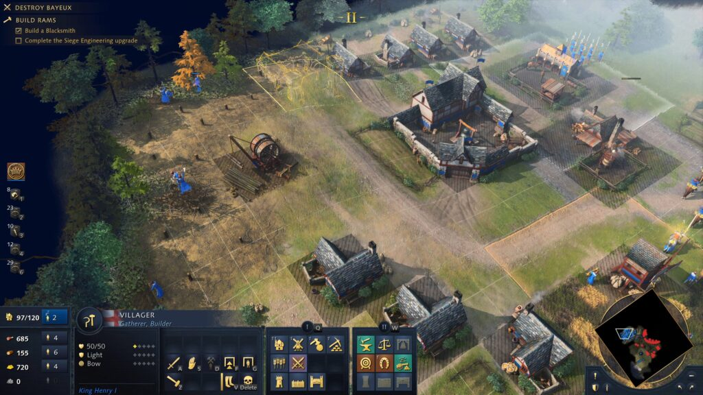 Age of Empires IV Crunch